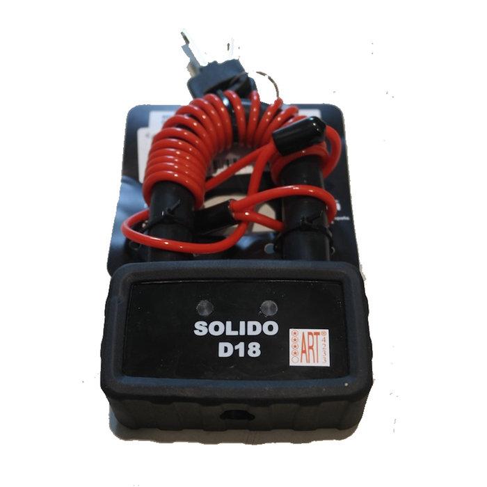 Luma Solido D18 Disc Brake Lock