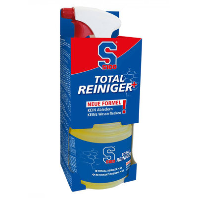 S100 Motorcycle total cleaner