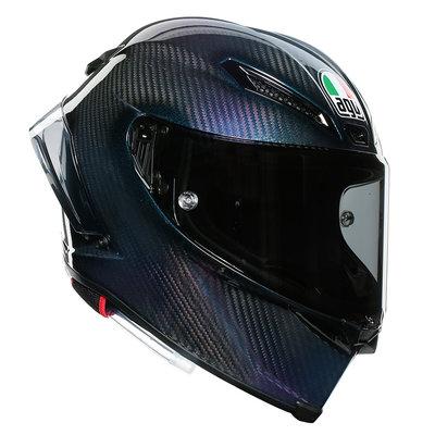 AGV PISTA GP RR IRIDIUM CARBON
