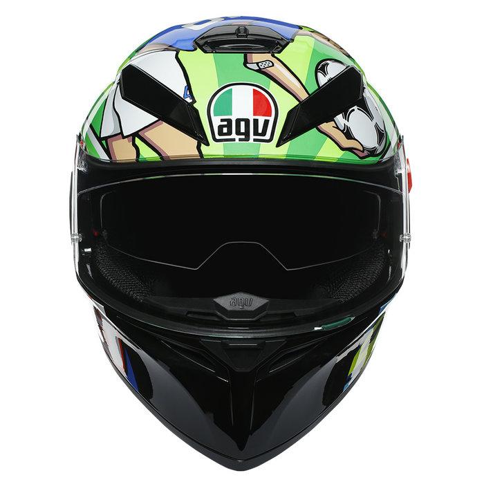 AGV K3 SV ROSSI MUGELLO 2017