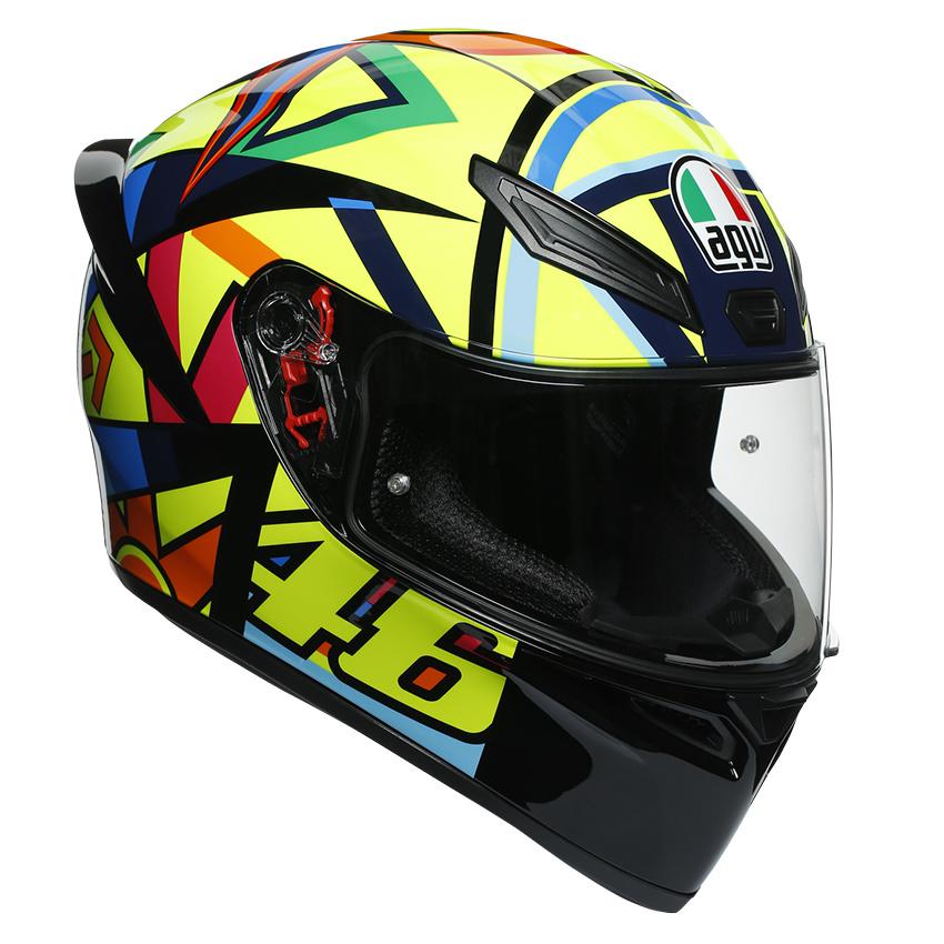 Agv K1 Soleluna 2017 Motorcycle Helmet Biker Outfit