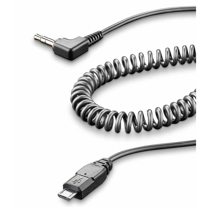 Interphone Spiral connection cable