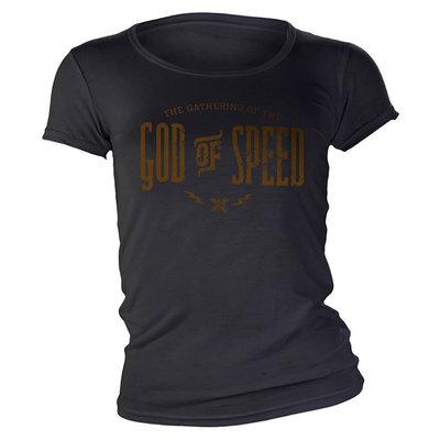 John Doe T-Shirt Women God of Speed