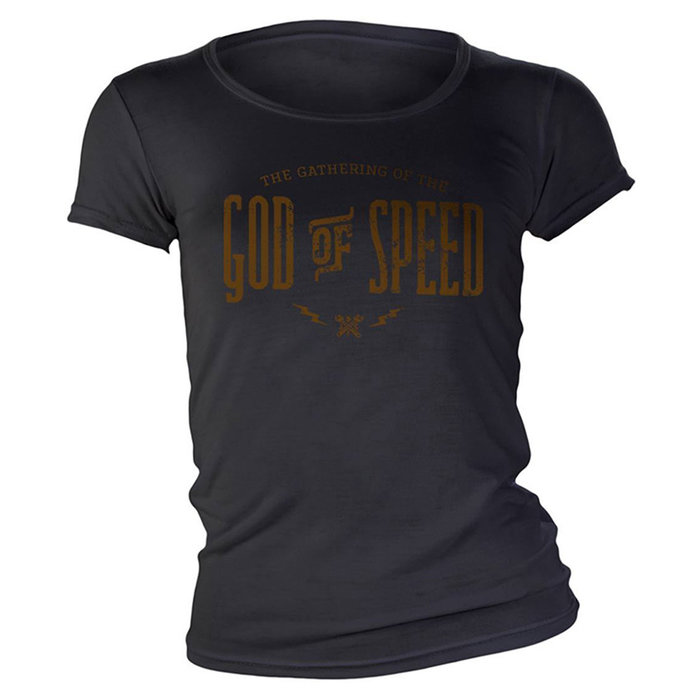 John Doe God of Speed T-Shirt Women