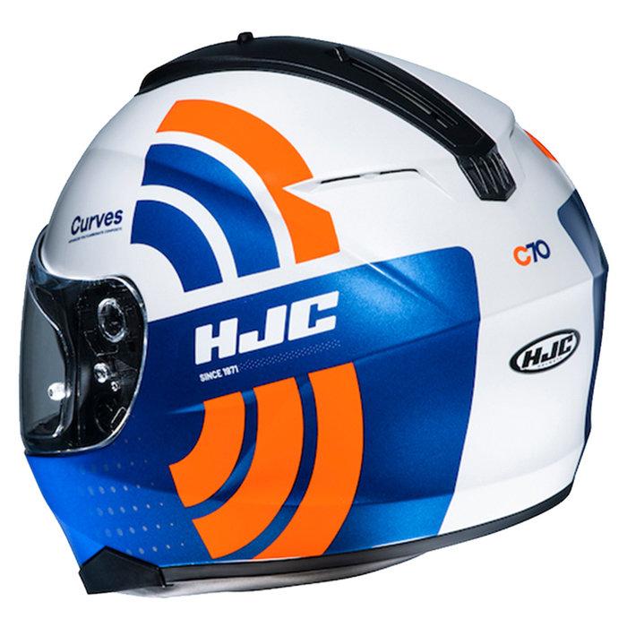 HJC C70 Curves