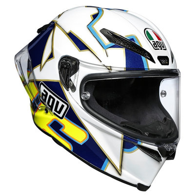 AGV PISTA GP RR WORLD TITLE 2003