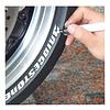 Booster Tire marker round