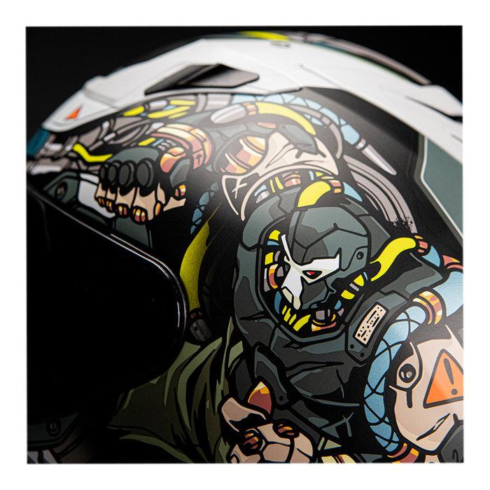 HJC I70 Bane DC Comics