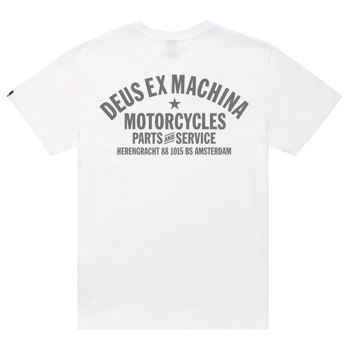 Deus Ex Machina Amsterdam Address Tee