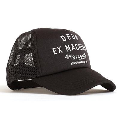 Deus Ex Machina Amsterdam Address Trucker