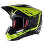 BLACK-ANTHRACITE-YELLOW FLUO GLOSSY