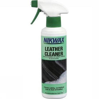 Nikwax-collection Leather cleaner