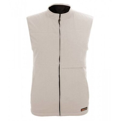 Mobile Warming Softshell II white