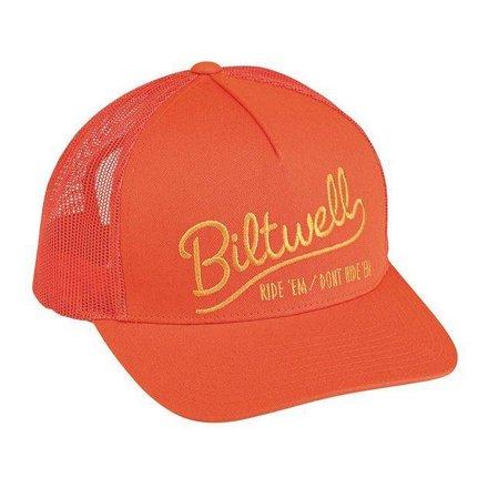 Biltwell Script trucker cap