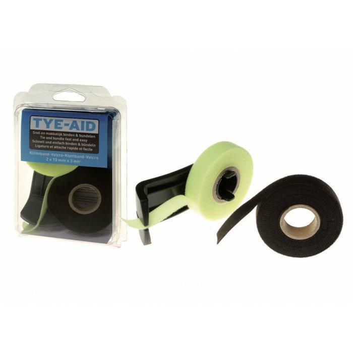 Biker Outfit Tye-Aid velcro blister