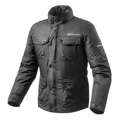 REV'IT SAMPLES Rain Jacket Quartz H2O