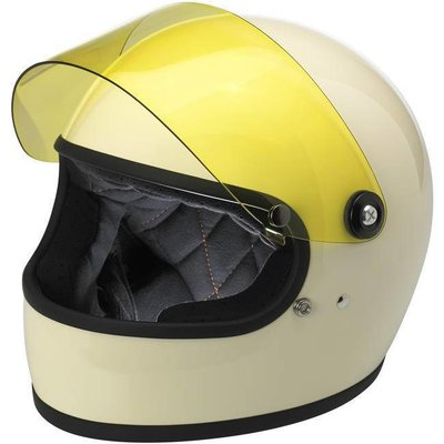 Biltwell Gringo S Flat visor