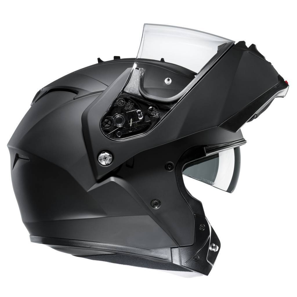 | HJC IS Max II Systeemhelm Motorhelm Wit Maat S