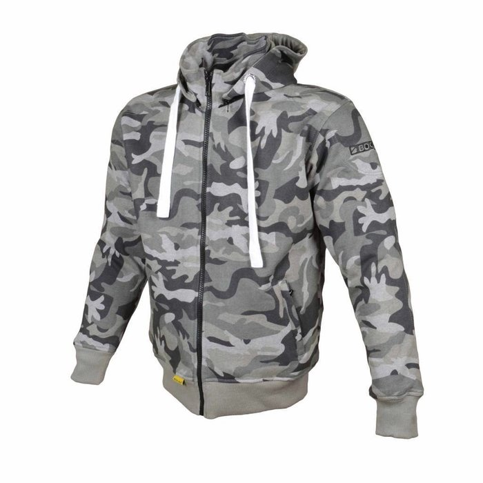 Booster Core camo hoodie