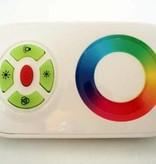 Contrôleur RGB avec télécommande tactile - Blanc