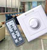 LED Atenuador de pared - Con control remoto