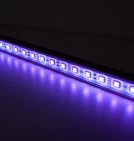 Barre de LED de 50 cm - RVB-WW - 5050 SMD 7.2W