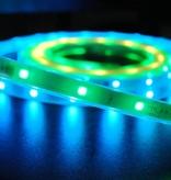 LED Strip Flexibel 30 LED/m RGB Digitaal (Magic) Waterdicht - per 50cm