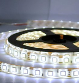 LED Strip Wit 5050 60 LED/m Waterdicht per 50cm