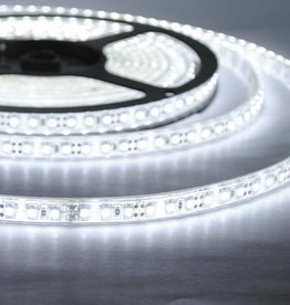 LED Strip White 120 LED/m Waterproof - per 50cm