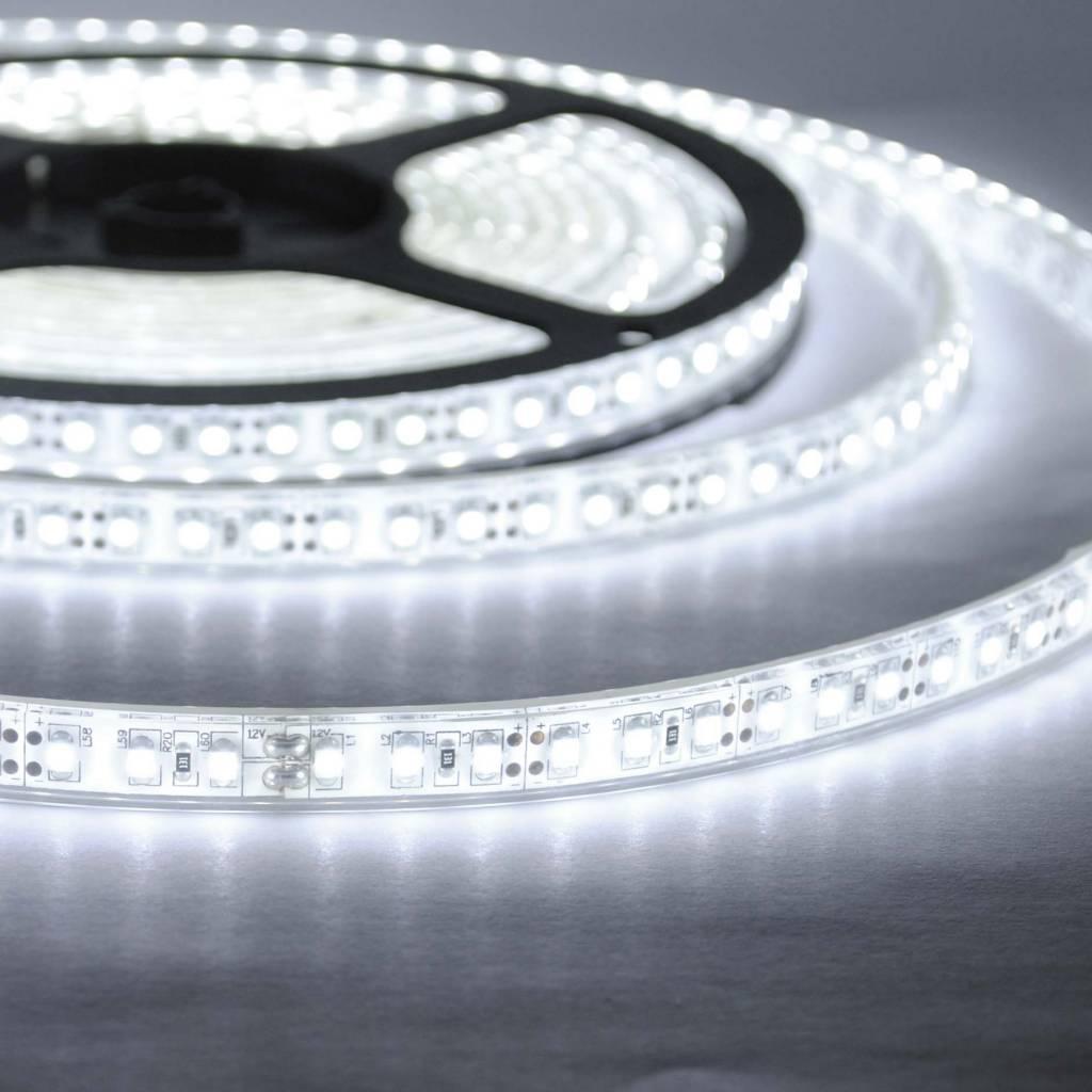LED Streifen Wasserdicht 120 LED/m Weiss - pro 50cm