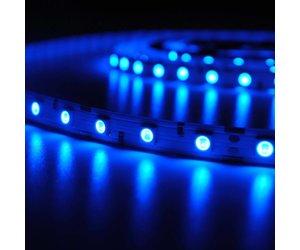50CM STRISCIA FLESSIBILE STRIP LED SMD 3528 BLU BLUE