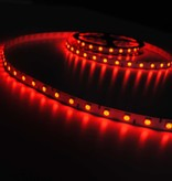 LED Strip Flexibel 5050 60 LED/m Rood per 50cm