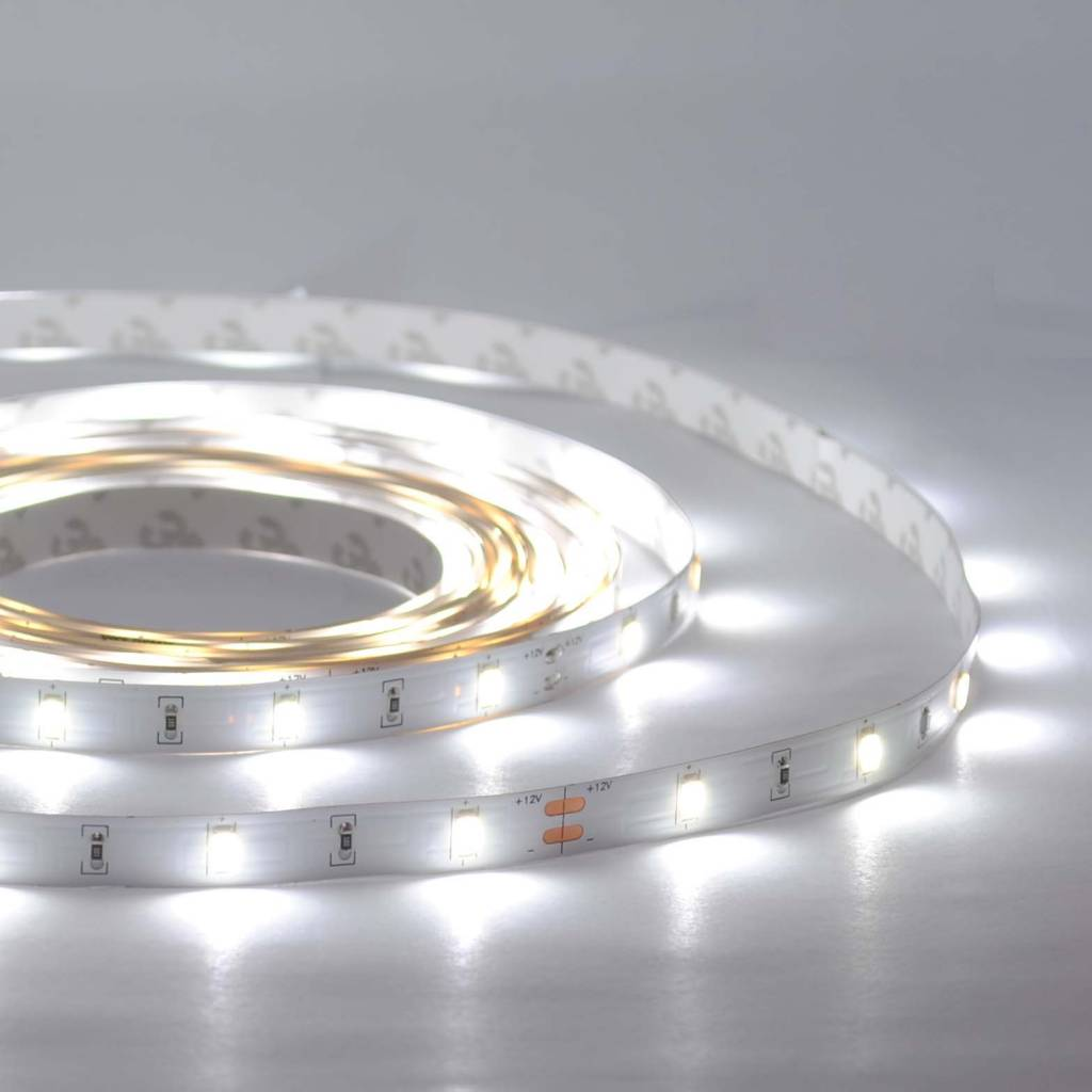 LED Strip 5630 SMD 30 LED/m White - per 50cm
