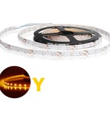 LED Strip Flexibel Geel per 50cm