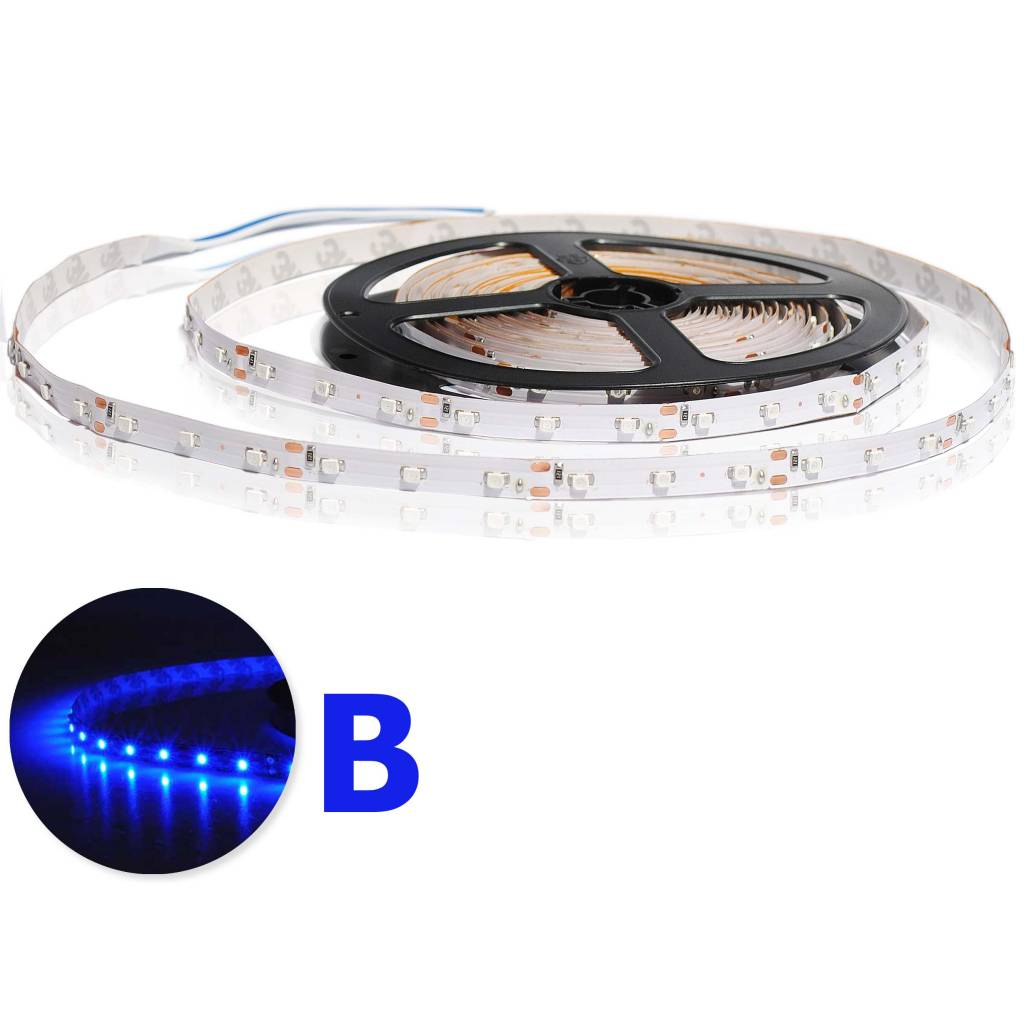 LED Strip Blue - per 50cm