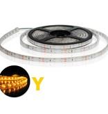 Tira LED Flexible Amarillo Impermeable (IP68) - por 50cm