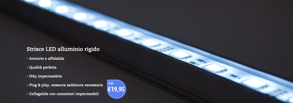 Strisce LED Rigide