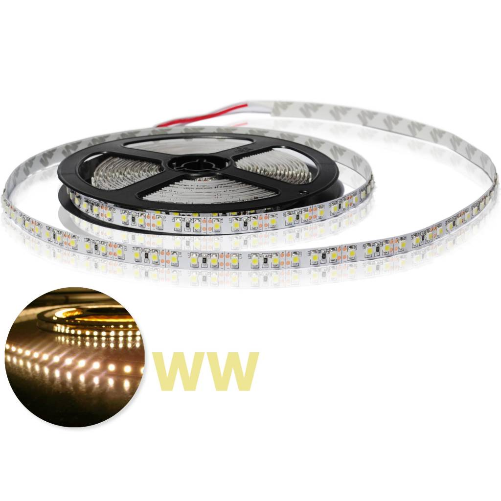 LED Strip Flexibel Warm Wit 120 LED/m per 50cm