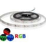 LED Strip Flexibel RGB 60 LEDs/m Waterdicht IP68 per 50cm