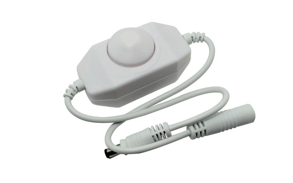 LED-Dimmer mit Drehknopf