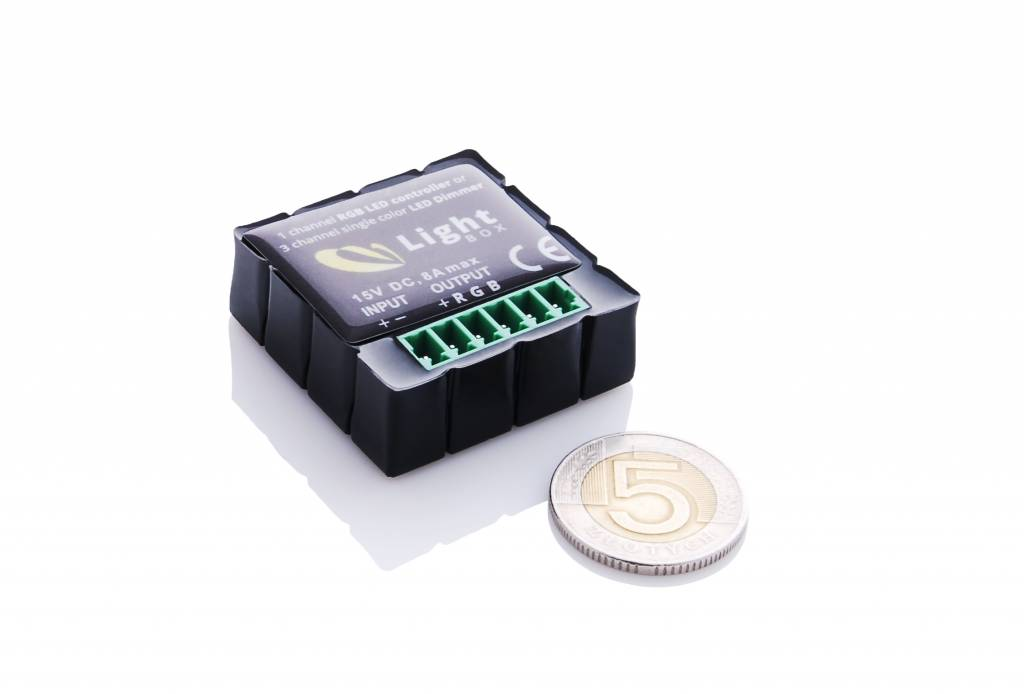 Lightbox Wireless Bluetooth mini RGB Controller
