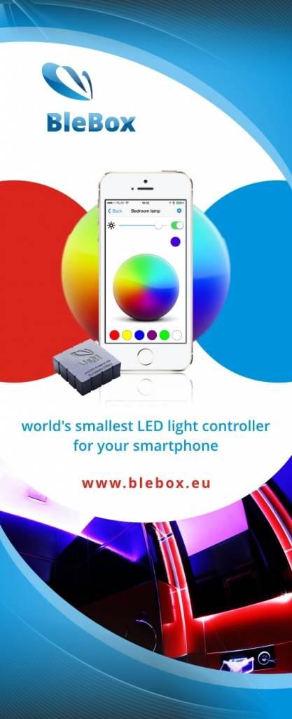LightBox Bluetooth RGB Controller