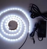 Bande LED Blanc Froid 60 LED / m Kit