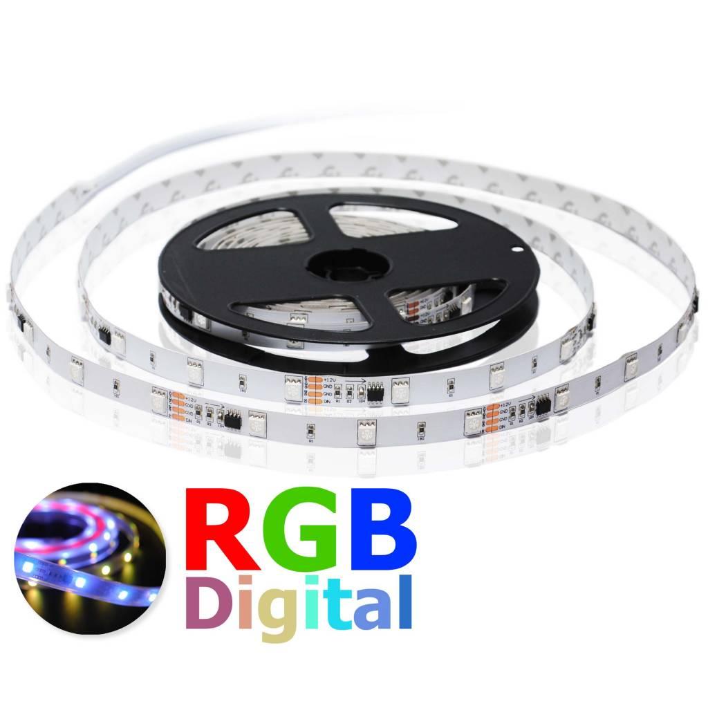 Bande LED numérique 30 LED/m Kit