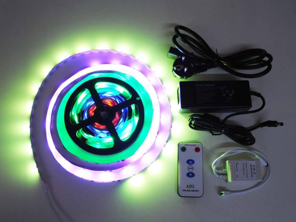 Tira LED Digital 30 LED/m Juego completo