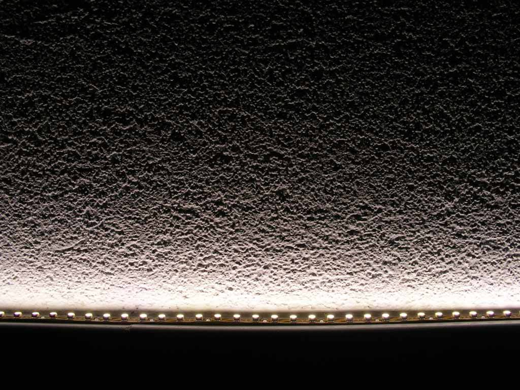 LED Strip flexible 350 LED/m SMD2216 White - per 50cm