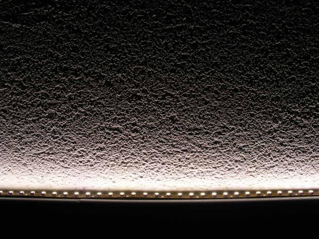 Striscia LED - 350 LED/m Bianco - per 50cm