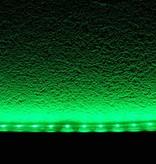 Striscia LED Verde Impermeabile (IP68) - per 50cm