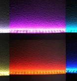 LED en bande RVB 60 LEDs/m Étanche (IP68) - par 50cm