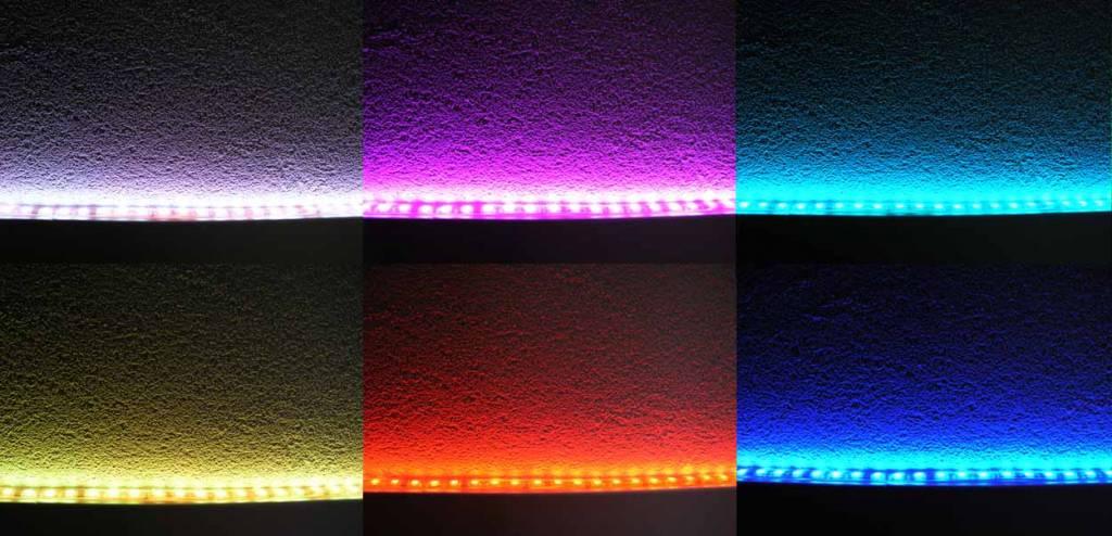 LED Streifen RGB 60 LEDs/m Wasserdicht - je 50cm